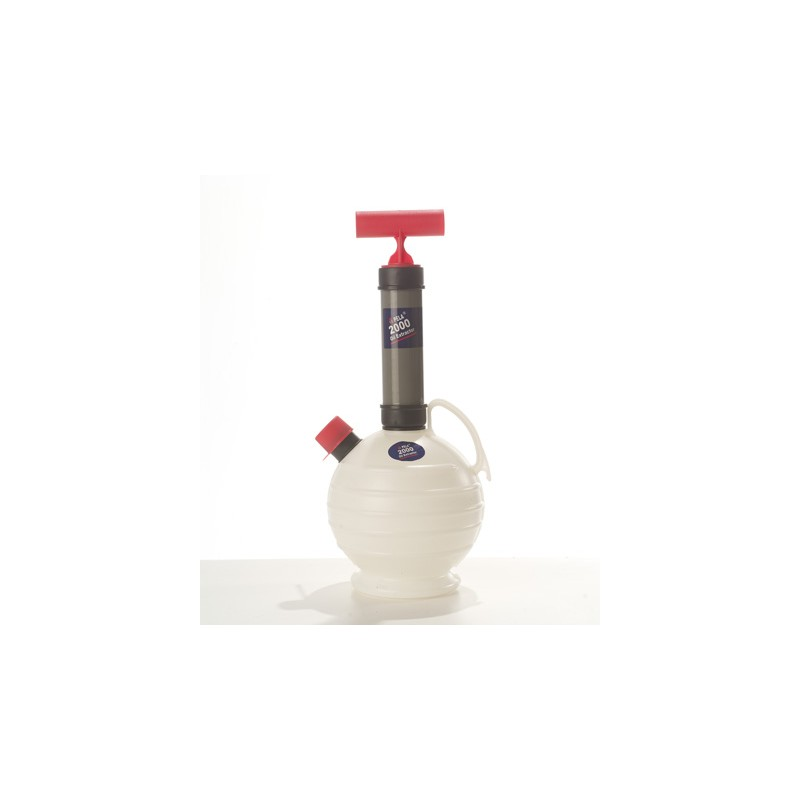 2.5 liters oil extraction pump