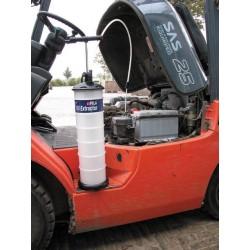 6.5 liters pump