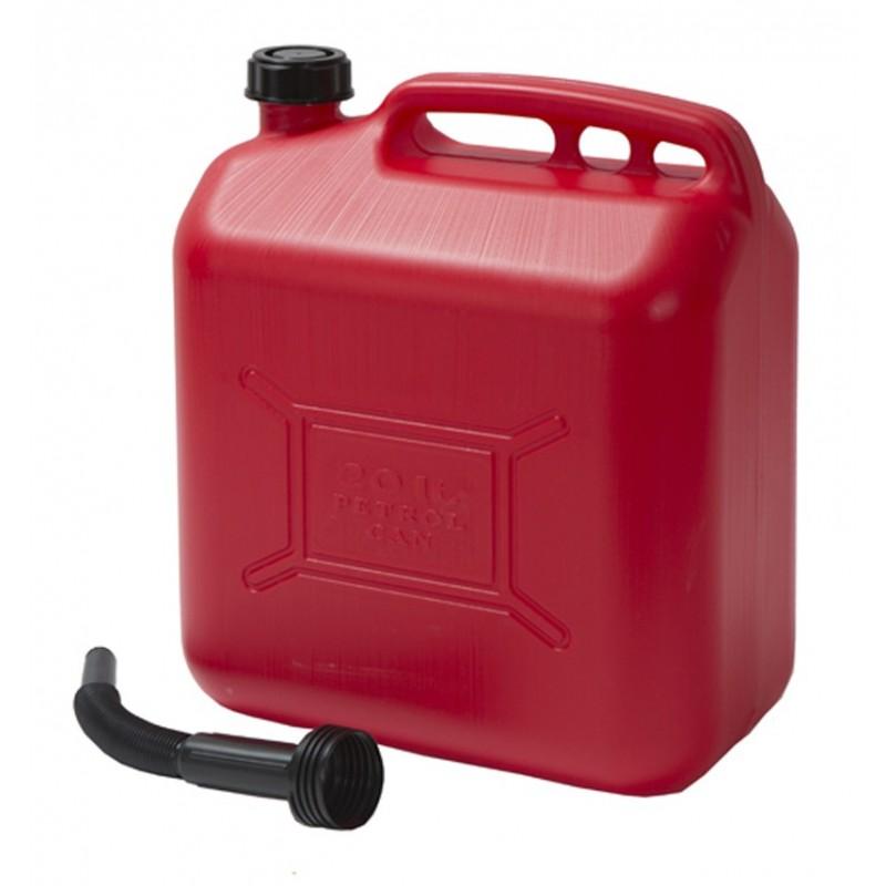 20 liters used oil...