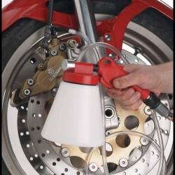 All purpose brake bleeder