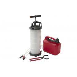 Pinch pliers 4 l pump set