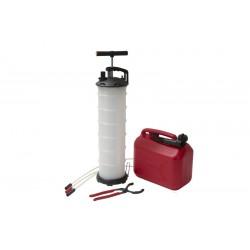 Pinch pliers 6.5 l pump set