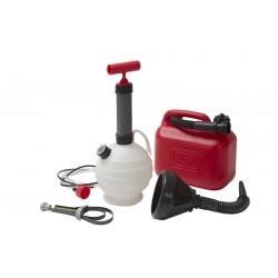 Strap wrench 2.5 L pump set