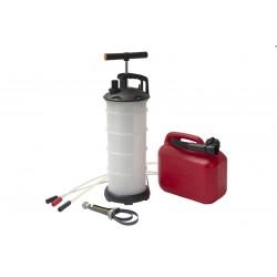 Pack vidange : pompe 4 L...
